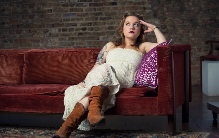 The captivating Lydia Loveless will play The Independent this month