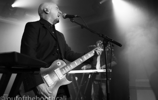 Midge Ure Band at the Social Hall SF, by Ria Burman