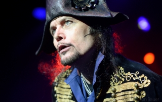 Adam Ant at The Fillmore, by Jon Bauer