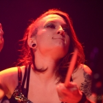 Glam Skanks at The Fillmore, by Jon Bauer