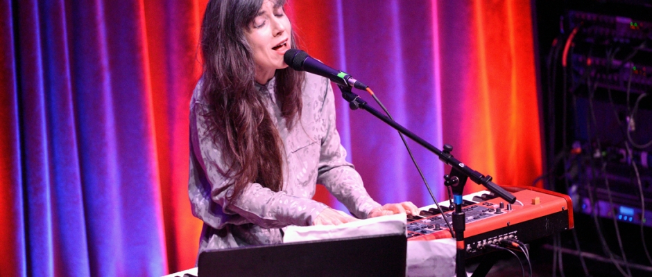Noise Pop: Julia Holter at Swedish American Hall