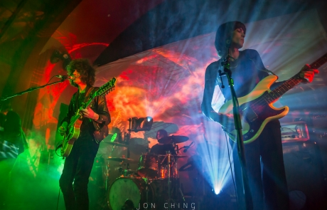 Noise Pop: Desert Daze Caravan makes a stop at The Chapel
