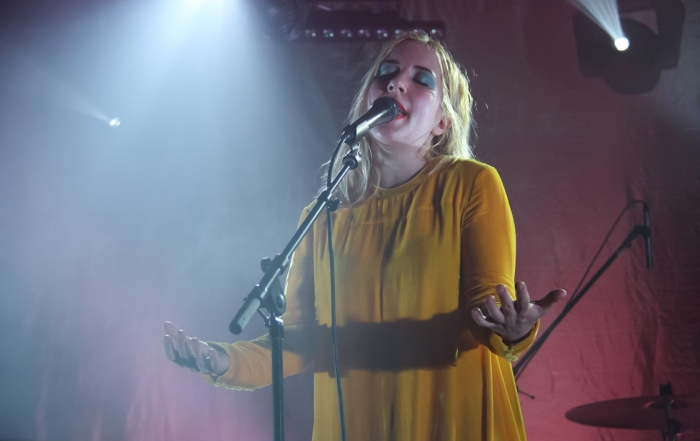 Review + Photos: Austra at the Mezzanine