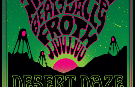 Ticket Giveaway: Desert Daze Caravan to kick off at The Chapel