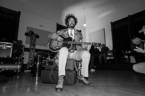 Fantastic Negrito Press Photo