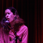Half Waif at the Swedish American Hall, by Kaiya Gordon