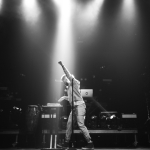 Jon Bellion at the SAP Events Center, Brittany O'Brien