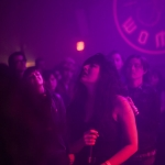 King Woman at the Starline Social Club, by Kristin Cofer