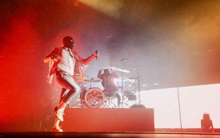 Review + Photos: Twenty One Pilots at SAP Events Center