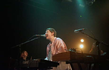 Review + Photos: Allison Crutchfield and Vagabon at Rickshaw Stop