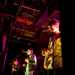 Hippo Campus at Slim's, by Brittany O'Brien