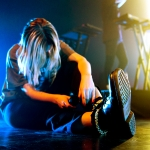 MØ at The Warfield, by Estefany Gonzalez