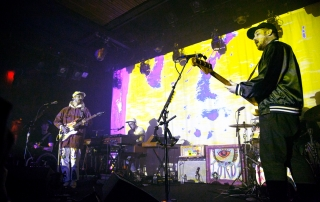 Portugal. The Man at The Independent, by Estefany Gonzalez