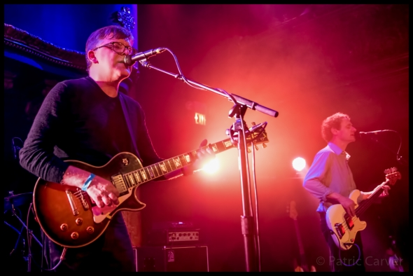Teenage Fanclub at the Great American Music Hall, Patric Carver