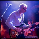 Teenage Fanclub at Great American Music Hall, Patric Carver