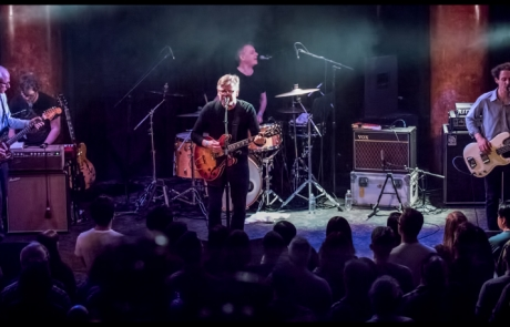 Review + Photos: Teenage Fanclub with Britta Phillips at Great American Music Hall