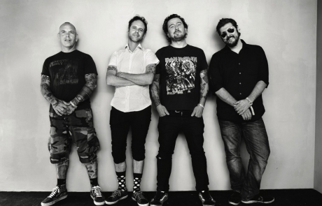 Giveaway: Bouncing Souls and AJJ at Slim's