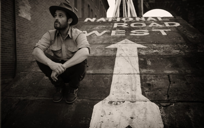 Go north for Gregory Alan Isakov at the Mystic Theatre