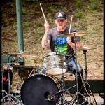 Dry Land at PRF BBQ West 2017, by Patric Carver