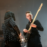 The xx at Bill Graham Civic Auditorium, by Jon Bauer