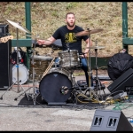 Beat Drun Juel at PRF BBQ West 2017, by Patric Carver