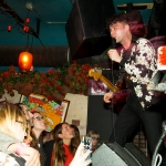 Arkells at Bottom Of The Hill, by Estefany Gonzalez
