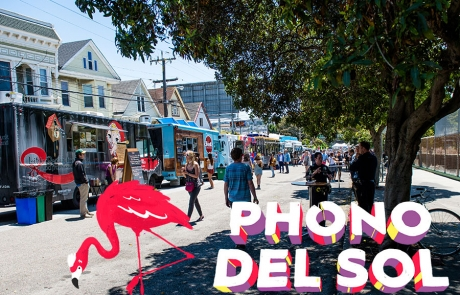 Announcing the food lineup at Phono del Sol 2017!