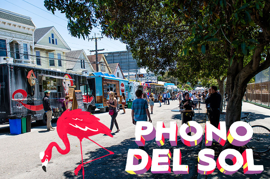 Phono del Sol Food Truck Announcement