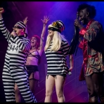 "Hubba Hubba Review Presents ""Crime and Punishment"" at the DNA Lounge, by Patric Carver"