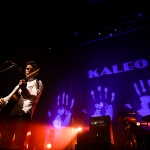 Kaleo at the Masonic, by Brittany O'Brien