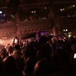 Pond at the Great American Music Hall, by Estefany Gonzalez