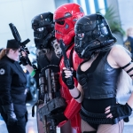 Stormtroopers at Silicon Valley Comic Con 2017, by Robert Alleyne