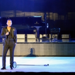 John Legend at The Greek Theatre, by Jon Bauer