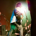 Frank Iero and The Pattience at The Chapel, by Estefany Gonzalez
