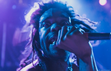 Photos: Ho99o9 are back to haunt the Independent again