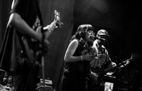 Photos: Li Xi return after 2 years away to the Brick + Mortar Music Hall