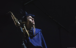 PJ Harvey at The Masonic, by Ian Young
