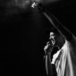 Raleigh Ritchie at the Rickshaw Stop, by Robert Alleyne