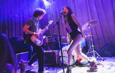 Photos: Sweet Spirit liven up Brick + Mortar