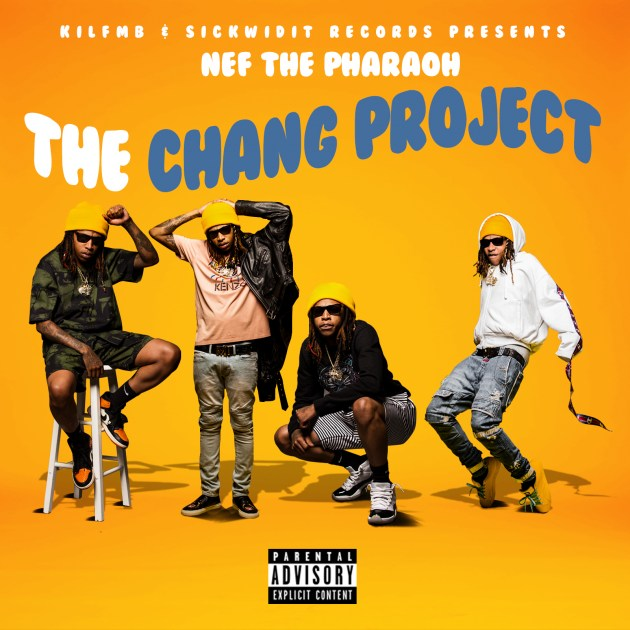 "Nef the Pharaoh releases ""The Chang Project"""