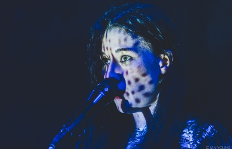 Photos: Zola Jesus at the Starline Social Club