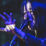 Zola Jesus at the Starline Social Club, by Ian Young