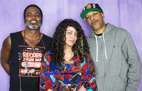 Digable Planets come to 1015 Folsom
