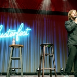 T.J. Miller at Colossal Clusterfest 2017, by Jon Bauer