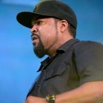 Ice Cube at Colossal Clusterfest 2017, by Jon Bauer