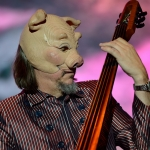 Les Claypool's Bastard Jazz at Colossal Clusterfest 2017, by Jon Bauer