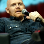 Bill Burr at Colossal Clusterfest 2017, by Jon Bauer