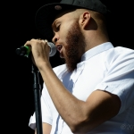 Jidenna at Colossal Clusterfest 2017, by Jon Bauer