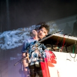 Animal Collective at ID10T Festival 2017, by Estefany Gonzalez