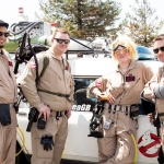 Bay Area Ghost Busters at ID10T Festival 2017, by Estefany Gonzalez